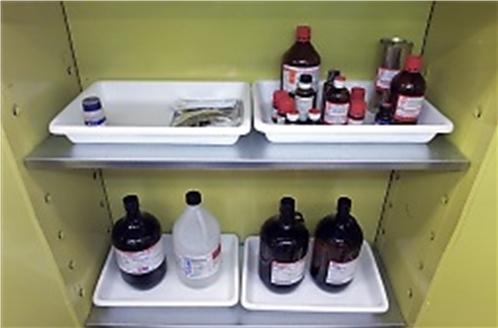 cabinet drip tray